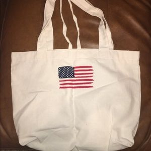 Handbags - NWT🇺🇸Canvas Tote🇺🇸🇺🇸